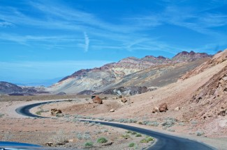 Artist Drive - Death Valley National Park