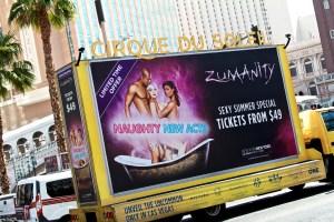 Zumanity - Cirque Du Soleil