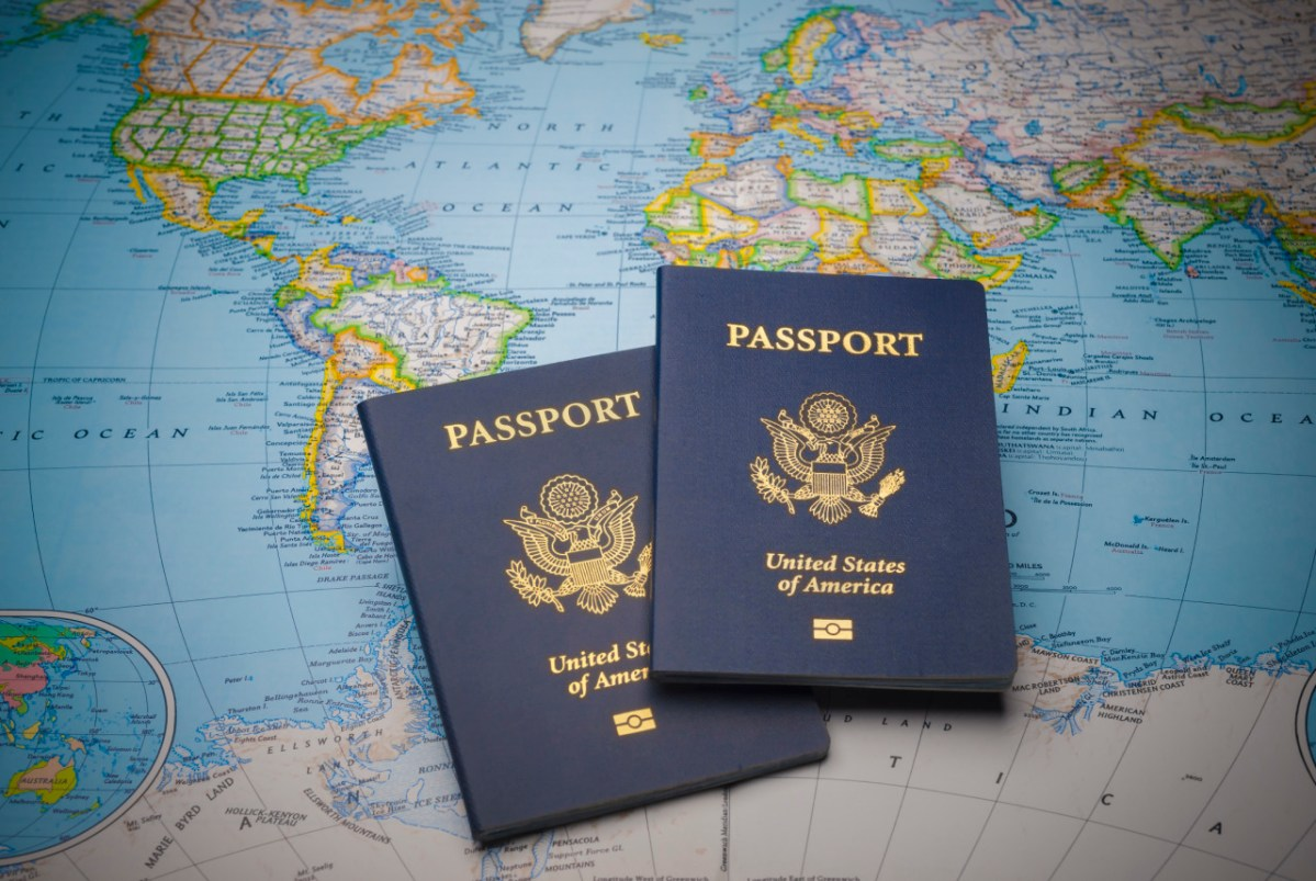Journeys // Politics & Travelling On U.S. Passports