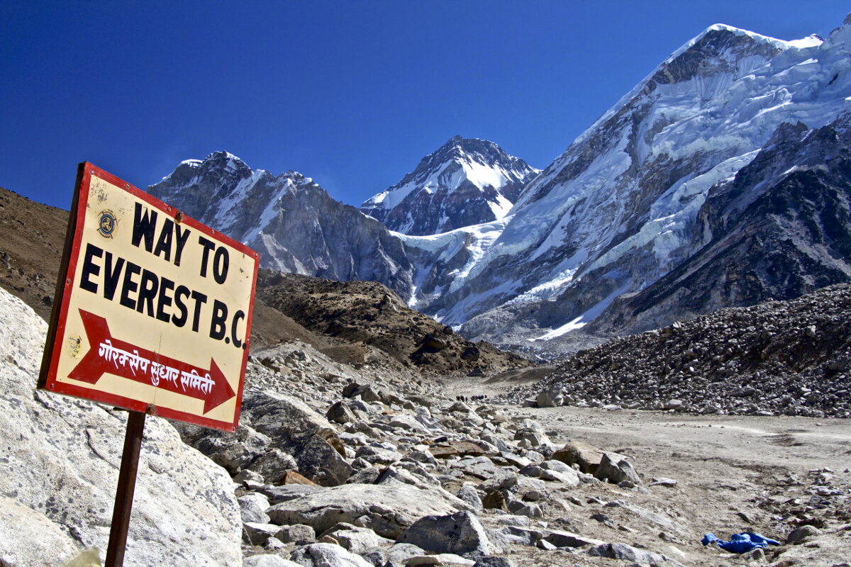 Destinations // Everest Base Camp Trek