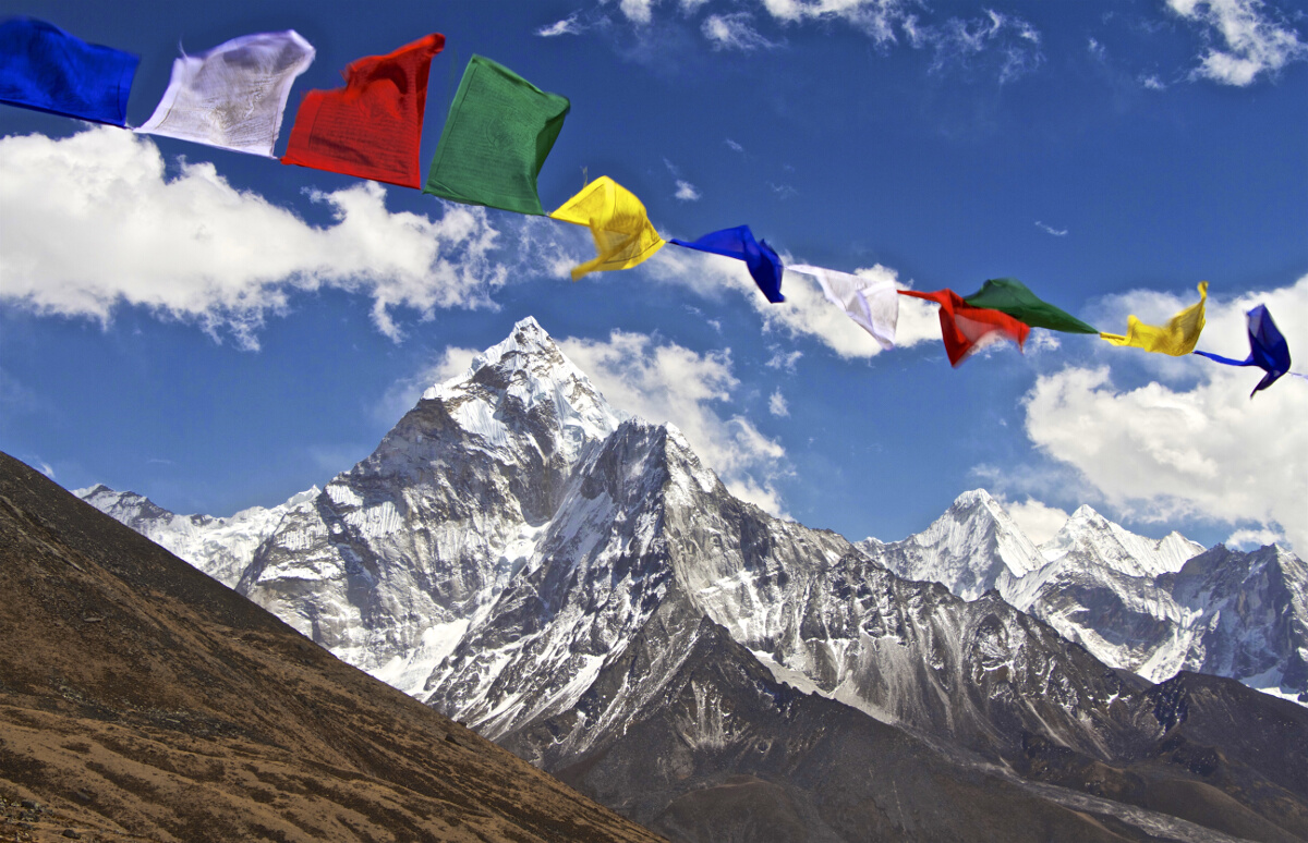 Destinations // Everest Region Trekking