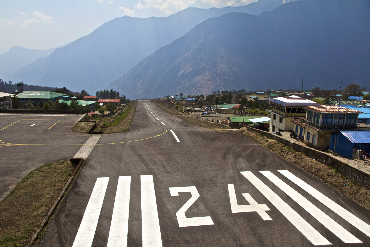 Destinations // Everest Base Camp Trek Day 15: Monjo to Lukla