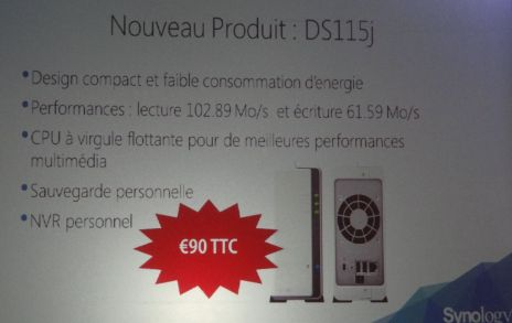 DS115J - Synology 2015