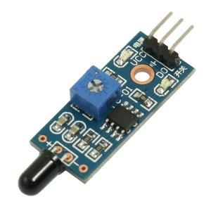 Sensore Fuoco Fiamma Sensore Modulo, fire source detection Modulo, Infrarossi Ricevitore Modulo