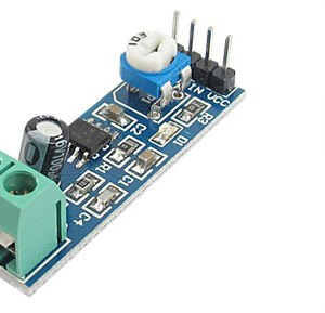 LM386 200 a gain, audio Amplificatore Modulo