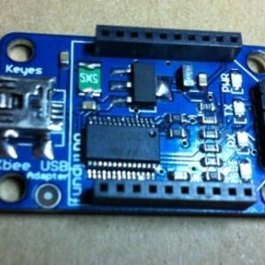 Xbee USB explorer