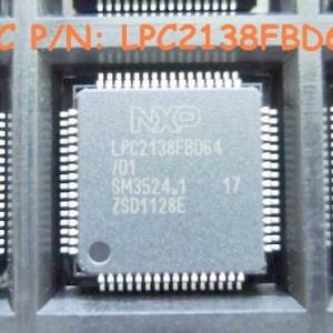 LPC2138FBD64 IC Circuiti Integrati