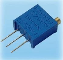 2 Pezzi 3296W-104 (100K) Precision can increase the potential 3296 potentiometer Regolabile Resistenze