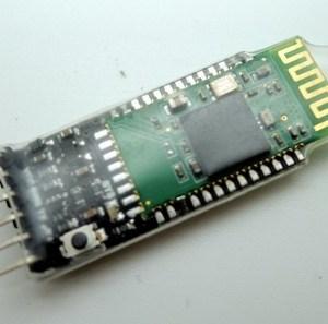 HC-07 slave Modulo Arduino Bluetooth wireless Porta Seriale, Connnect mobile phone / PC / Host
