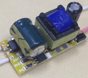 Alimentatore stabilizzato 7x1W LED Driver