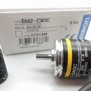 E6A2-CW3C Rotary encoder 200 p/R
