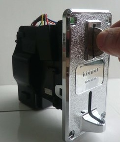 Multi Coin Mech Acceptor , for Vending Machine , Message Chair