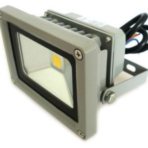Faro LED 10W 24VDC IP65 Alta Luminosità