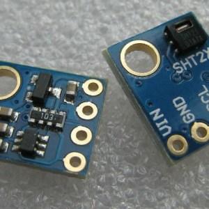 SHT21 Umidità and Temp Sensore