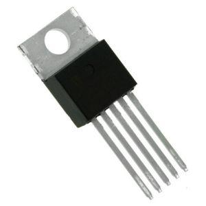 2 Pezzi LM2575T-5 Regolatore di Tensione TO220-5 IC Circuiti Integrati