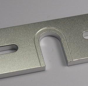 J-head Alluminio mountin plate