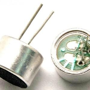 5 Pezzi Electret Microfono Inserts 9767 9*7mm