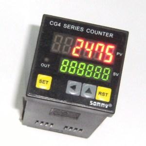 CG7-RB60 6-bit counter prescaler counter 72WX72HX100L