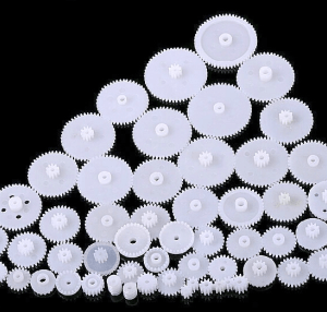 58 Types Plastic Motore Gear Set For Gearbox