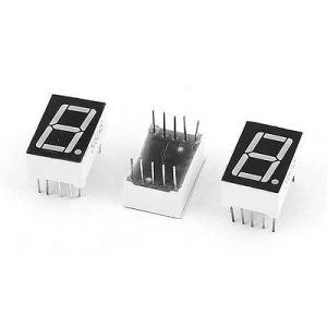3 Pezzi 7 segmenti display catodo comune