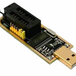 CH341A 24 Programmatore USB BIOS flash EEPROM serie 25