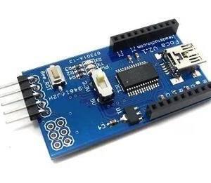 Da USB a TTL UART Conventer Foca Board