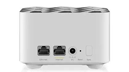 orbi dual band retro router