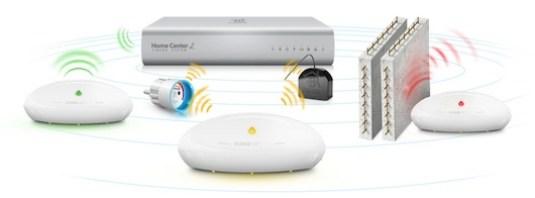 Le testeur de réseau Z-Wave intégré au Fibaro Flood Sensor vous permettra de trouver le meilleur emplacement