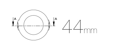 Fibaro Motion Sensor : seulement 44mm