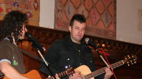 Koncert 2006 Tymon Tymański i Marcin Gałązka