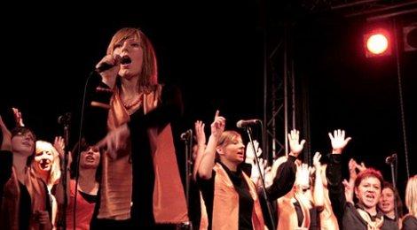 "Koncert 2008 - ""Grace Gospel Choir"""
