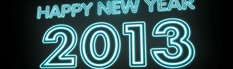 Życzenia na Nowy Rok 2013