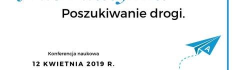 Nasz Autyzm. Poszukiwanie drogi. Konferencja Naukowa 12.04.2019