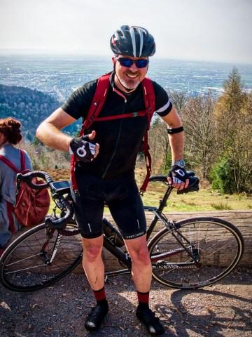 Rennradtouren Bei Herrlichstem April-Wetter
