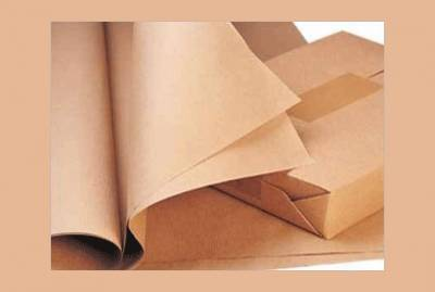 упаковочная, плотная бумага.