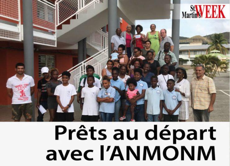 ANMONM : La solidarité Post Irma se poursuit
