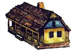 Casa din Cherelus_Arad