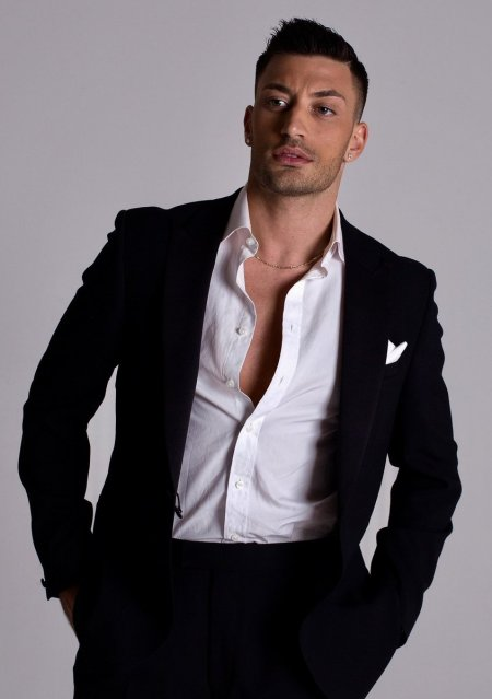 BBC Strictly Come Dancing Star Giovanni Pernice