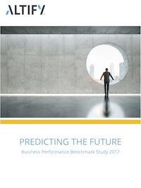 Predicting the Future: Business Performance Benchmark Study