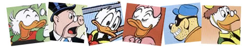 Avatars Carl Barks