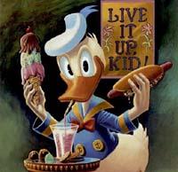 Donald 70 jaar