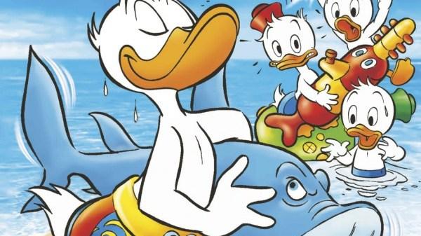 Deze week in Donald Duck weekblad 33 (2021)
