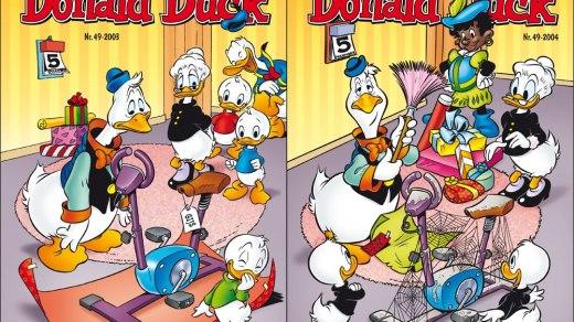 Donald Duck Sinterklaas