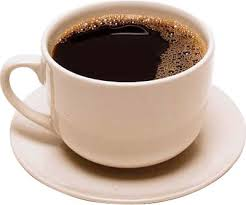 Cup of Coffee (caffeine) that reduces inflammation