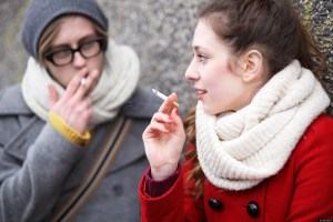 Female smokers are at increased risk of COPD