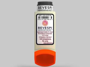 Bevespi is a pressurized metered-dose inhaler