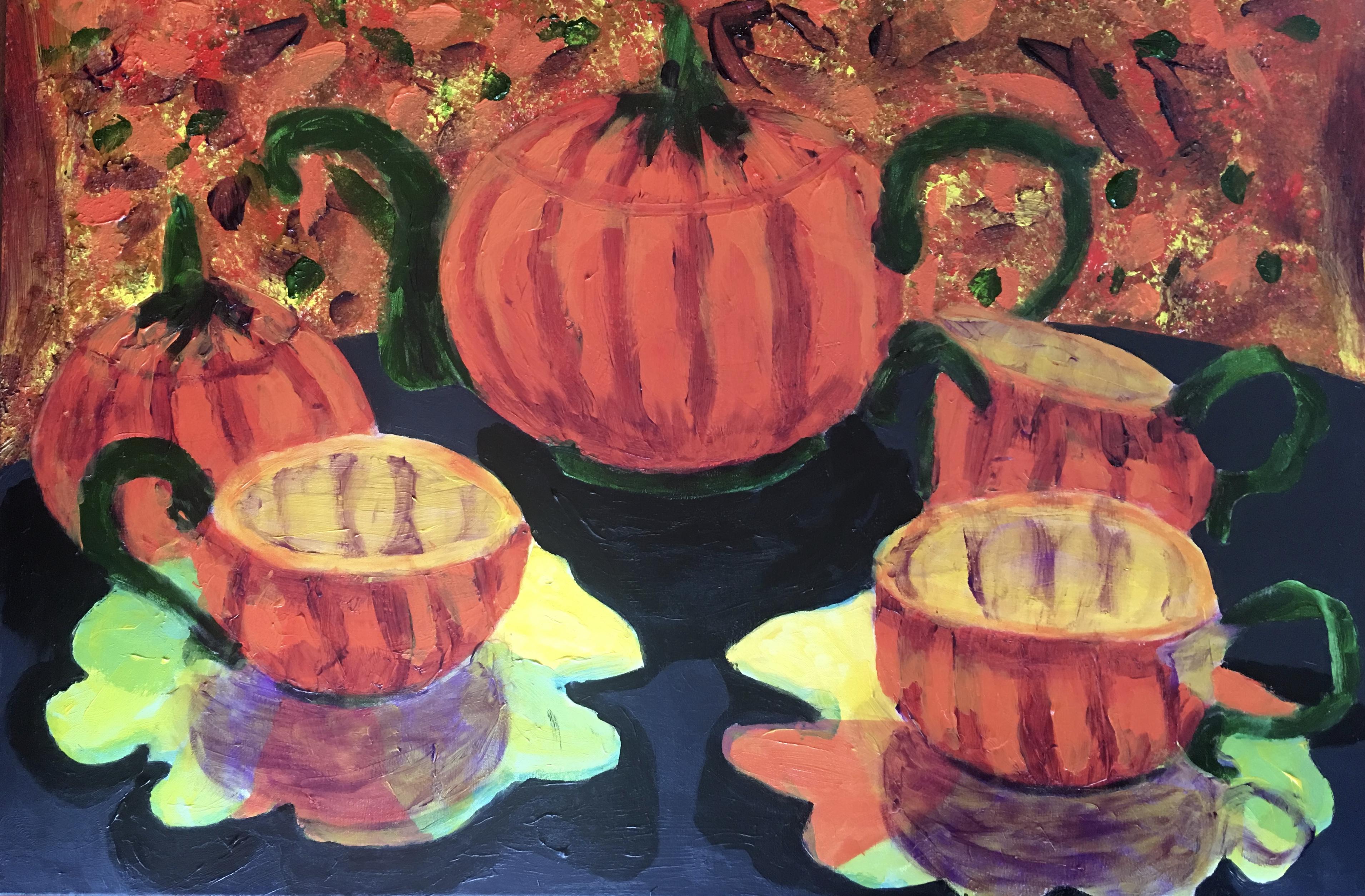 Halloween Holidays – Believe and Create Art