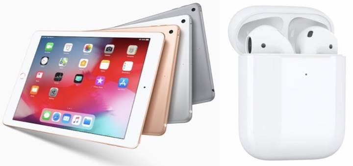 Apple yeni Airpod ve iPad modelleri üzerinde çalışıyor
