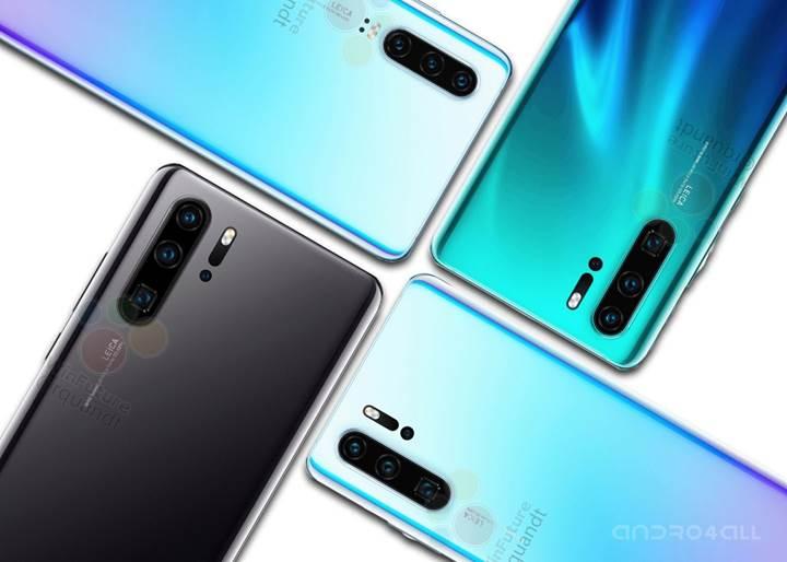 Huawei P30 Pro ve P30 Lite bugün tanıtılacak