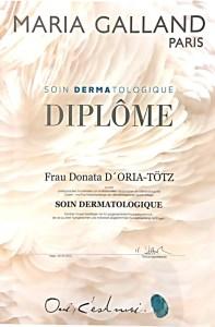 Soin Dermatogique Diplom